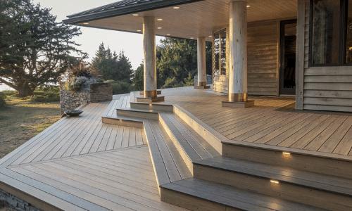 Composite decking, Trex, Fiberon, Timbertech, Azek, Zuri, composite